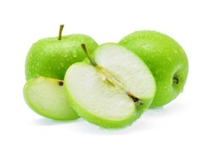 تفاح و عملية تكيم المعدة